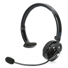 Wireless Bluetooth v2.1 Headset Headphones w/ Microphone + USB + Transmitter - Black