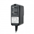 HuntKey CHG50100-3A Power Charger Adapter for Digital Devices - Black (2-Flat-Pin Plug / 100~240V)