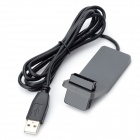 Netgear USB Cradle Extension Cable for WNA3100 USB Wireless Network Card - Black + Deep Grey (1.4m)