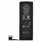 Replacement 3.8V 1440mAh Li-ion Battery for iPhone 5 - Black