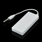 LanHu 002 2.4GHz Bluetooth V2.0 Audio Transmitter Dongle - White (3.5mm Plug)
