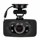"GS8000 2.7"" TFT Full HD 1080p 5.0MP Car DVR Video Recorder w/ G-Sensor / HDMI / AV-OUT / 4-LED / GPS"