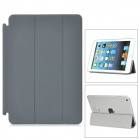 Klapp-Design Protective Fibre Smart Cover für iPad Mini - Grey