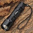 Brinyte TK50 Cree XP-E R2 202lm Green Light Hunting Flashlight - Black (1 x 18650 / 3 x AAA)