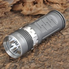 FandyFire Darth 3 x Cree XM-L U2 1420lm 4-Mode White Flashlight - Dark Grey (3 x 18650)