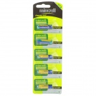 Mincell Disposable 27A / L828 12V Alkaline Batteries (5 PCS)