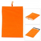 "Protective 7"" Tablet Inner Bag Sleeve - Orange"
