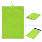 "Protective 7"" Tablet Inner Bag Sleeve - Green"