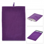 "Protective 7"" Tablet Inner Bag Sleeve - Purple"