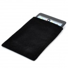 "Protective 7"" Tablet Inner Bag Sleeve - Black"