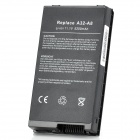 Replacement 5200mAh 11.1V 6 Cells Li-ion Battery for ASUS - Black
