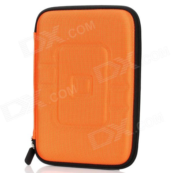 Outdoors Protective Nylon Case for 7' Tablet / Samsung P300 / P100 + More - Orange + Black Chattanooga ads sell