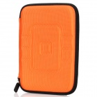 Outdoors Protective Nylon Case for 7' Tablet / Samsung P300 / P100 + More - Orange + Black