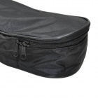 Water Resistant Oxford Cloth Bag for Wooden Guitar - Black