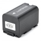 New-View CGR-D16S Replacement Rechargeable 7.2V 2200mAh Li-ion Battery for Panasonic DSLR - Black