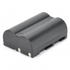 New-View EN-EL3 Replacement 7.4V 1400mAh Rechargeable Li-ion Battery for Nikon D100 / D50 - Black