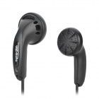 apolok ME-BS400-1 Stereo In-Ear Earphones - Black (3.5mm Plug / 120cm)