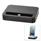8-Pin Lightning Data / Charging Dock for iPhone 5 - Black