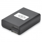 "New-View EN-EL14 Replacement 7.4V ""1030mAh"" Rechargeable Li-ion Battery for Nikon P7000 - Black"