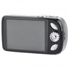 "110DC 3.0"" TFT 16MP CMOS 5X Optical Zoom Digital Camera w/ SD Slot - Black + Silver"
