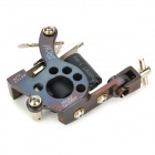 97179 Professional Cast Iron Alloy Tattoo Machine Liner Shader Gun - Black