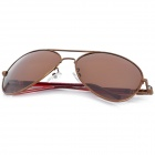ReeDoon 309 UV400 Protection Polarized Lens Sunglasses - Antique Bronze