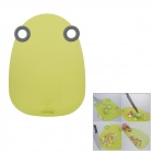 FUSHEN FEL0008 Ultrathin Flexible Cutting Board - Green Yellow