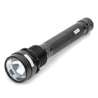 SDT-05 Rechargeable 65W 6500lm 3-Mode White HID Flashlight - Black