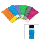 Stylish Protective Knitting Socks Case for Iphone 5 - (Random Color / 6 Socks - Pack )