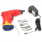 Electronic Power Lock Pick Gun with W/L LED Illumination (8-Piece Set)