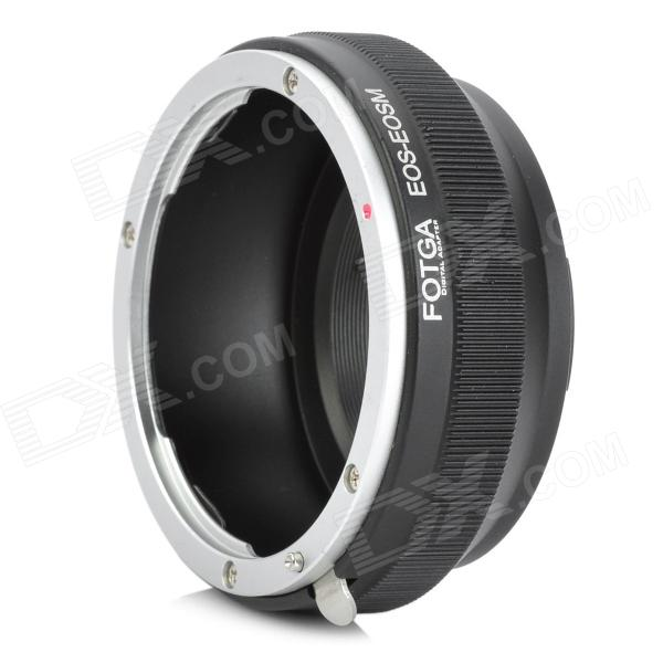 FOTGA Eos-Eosm Adapter Ring для Canon - черный