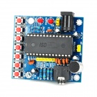 DIY ISD1700 Voice Recording Module w/ ISD1760 Chip - Blue