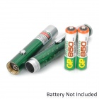 031 1mW 532nm Green Light Laser Pointer - Green (2 x AAA)