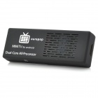 MK808B Dual Core Android 4.1 Google TV Player w/ Bluetooth / 1GB RAM / 8GB ROM / TF / HDMI - Black