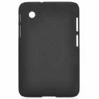 Matting Design Protective PC Back Cover Case for Samsung Galaxy Tab P3100 / P3110 - Black