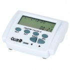 CID-2008E Caller ID Monitor - White (2 x AAA)