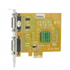 Lonrock LR-H808A D1 Real-Time 8-CH DVR Video Capture PCI-E Compression Card for Security Cameras