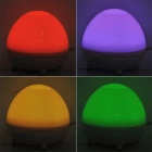 Aroma Difusor USB 4W 8-LED Night Light coloridos - Branco