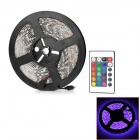JR-5050 Waterproof 72W 4500LM RGB 300*LED Light Strip w/ Remote (5m)