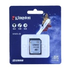 Kingston SD10V/32GB SDHC Memory Card - Black + Green (32GB / Class 10)