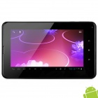 "ouPad CT701W 7"" Capacitive Screen Android 4.0 Tablet PC w/ Wi-Fi / 3G / Bluetooth / TF - Black"