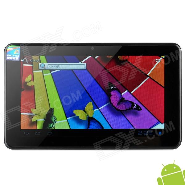 "ACHO C905T 7.0"" Capacitive Screen Android 4.0 Dual Core Tablet PC w/ TF / Wi-Fi / Camera - Silver"