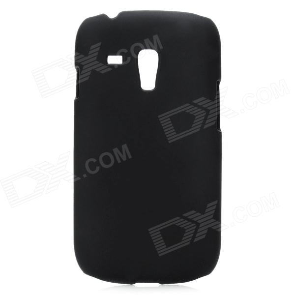 Protective PC Back Case for Samsung Galaxy S3 Mini i8190 - Black