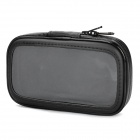 Outdoor Sports Bike Water Resistant Bag + Halterung für Samsung i9300 / i9100 - Black