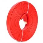 G1206 HDMI V1.4 Male to Male Flat Cable - Red ( Length 10M)