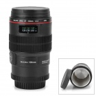 Unique Simulation Dummy Canon Zoom Lens Thermos Mug Cup - Black (300ml)