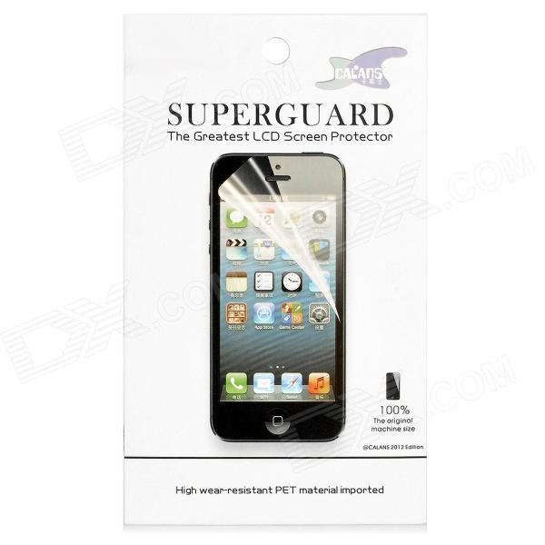Protective Clear Screen Protector Film Guard for LG Nexus 4 - Transparent newtop protective clear screen protector film guard for ipad air transparent