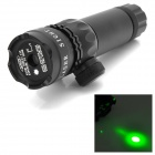 GZ-L1 20mW Aggressionsradius Green Laser Rifle Scope Ziel den Augen w / Gun Mount - Schwarz (1 x CR123A)