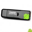 Jesurun J15 Android 4.0 Google TV Player w/ Wi-Fi / 512MB RAM / 4GB ROM / HDMI - Black