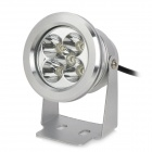 15W 1300lm 5-LED 5-Mode White Light Car / Electric Car / Motorcycle Lamp (8~12V)